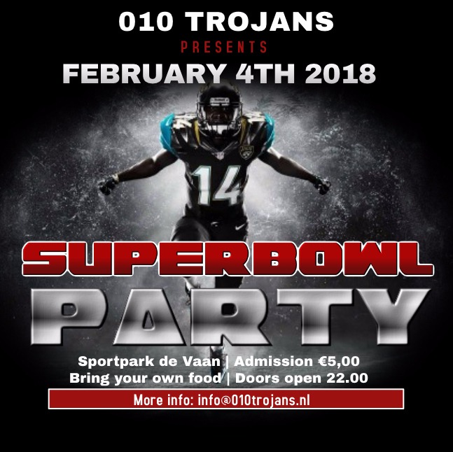 Superbowl LII Party